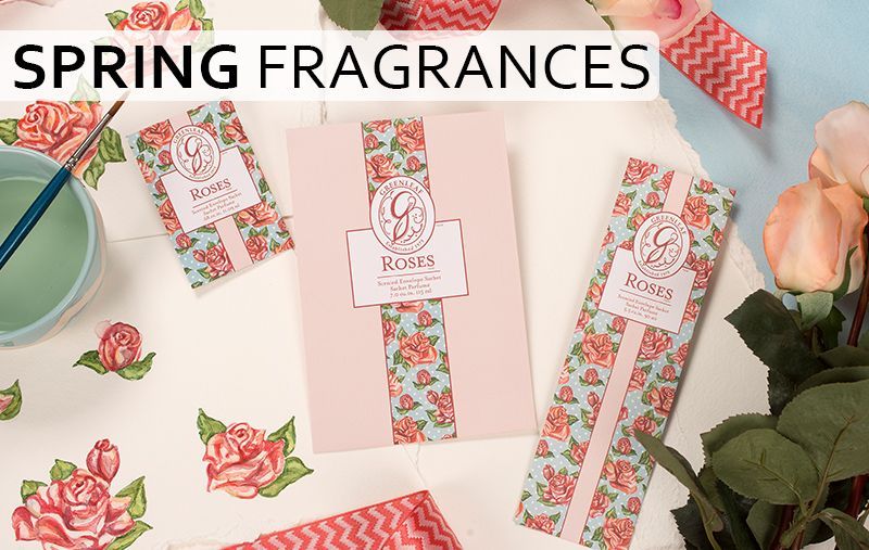 Spring Fragrances