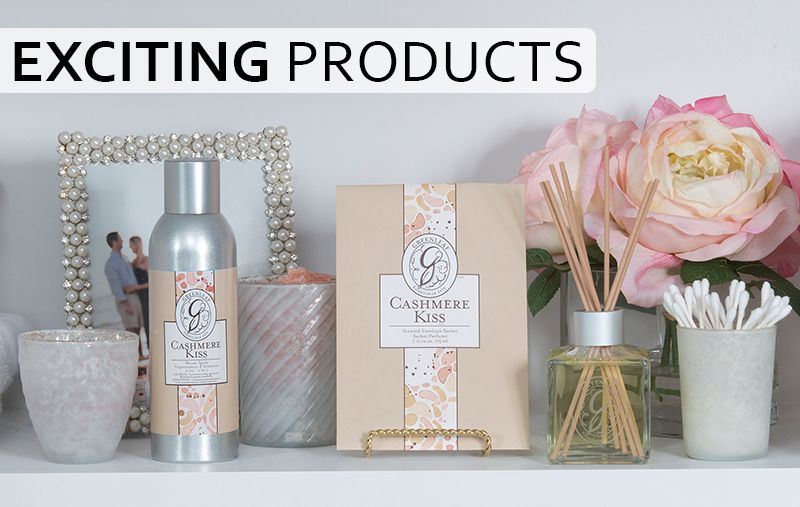 Exciting Products Banner