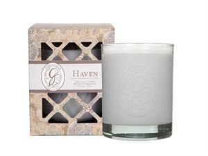 Boxed Jar Candle Haven