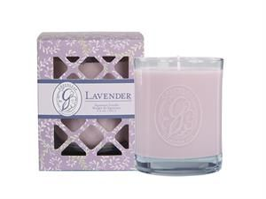 Boxed Jar Candle Lavender