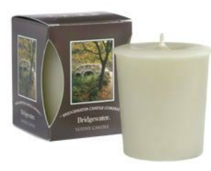 Bridgewater  Boxed Votive Candle