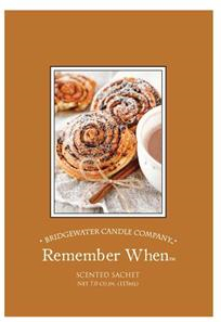 Bridgewater Candle Company Remember When Scented Envelope Sachet