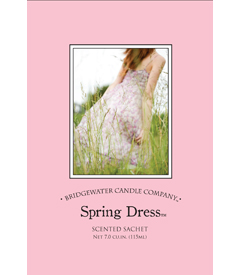 Bridgewater Candle Company Spring Dress Scented Envelope Sachet