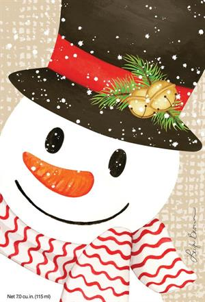 CRAFTY SNOWMAN - WILLOWBROOK SCENTED SACHET