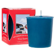 Free Spirit Boxed Votive Candle