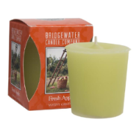 Fresh Apple Boxed Votive Candle