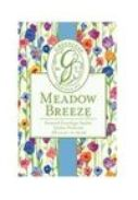 Greenleaf Small Scented Sachet - Meadow Breeze