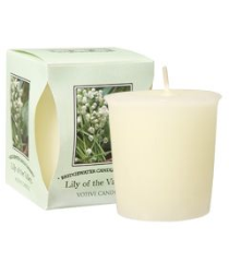 Lily of the Valley Boxed Votive Candle