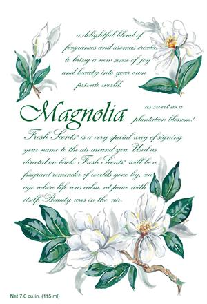 MAGNOLIA - WILLOWBROOK SCENTED SACHET