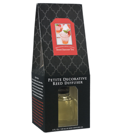Petite Reed Diffuser - Sweet Summer Tea