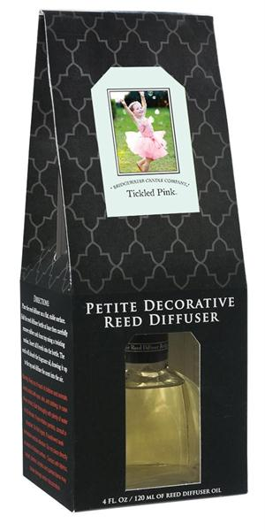 Petite Reed Diffuser - Tickled Pink