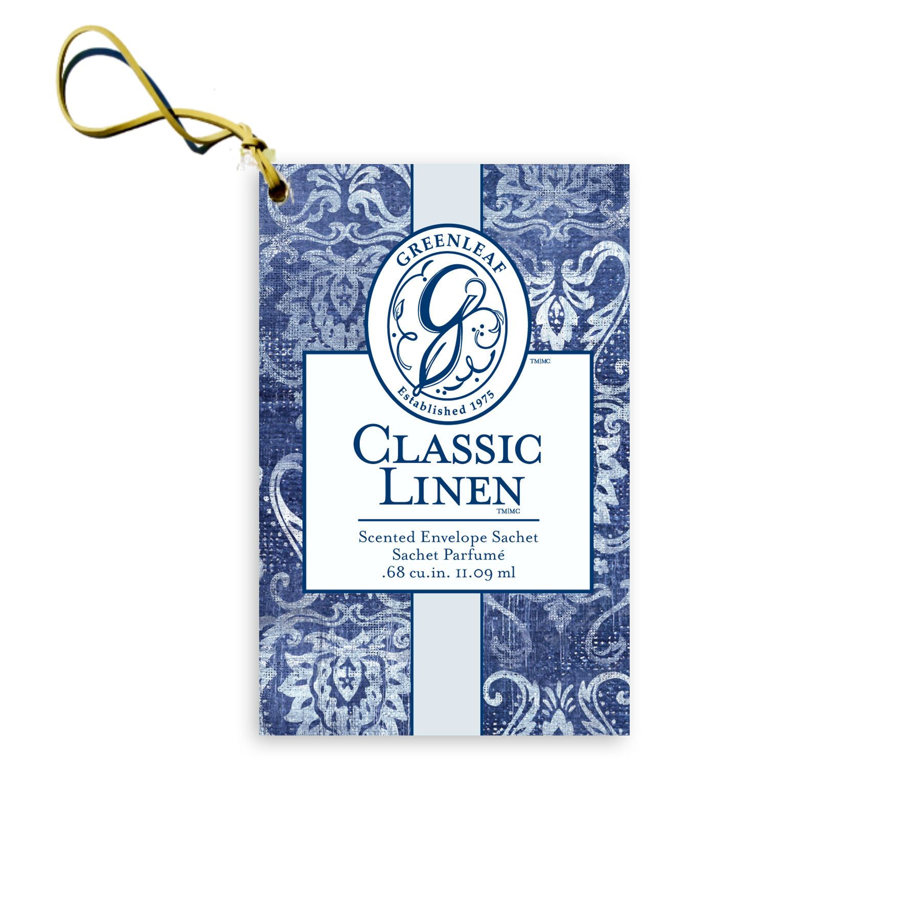 Scented Envelope Car Sachet