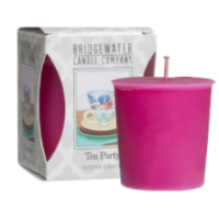Tea Party Boxed Votive Candle