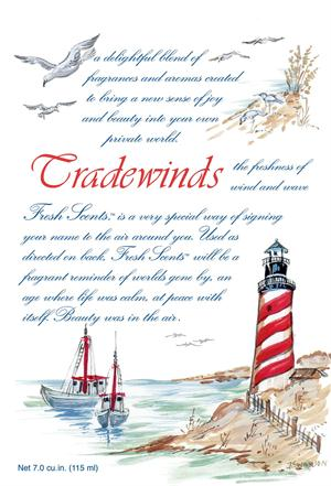 TRADEWINDS- WILLOWBROOK SCENTED SACHET
