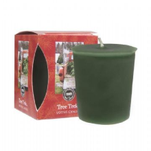 Tree Trek Boxed Votive Candle