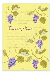 TUSCAN GRAPE - WILLOWBROOK SCENTED SACHET